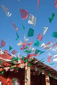 Kutlama meksikalı dekorasyon — Stok fotoğraf
