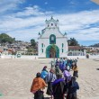San Juan Chamula, Chiapas, Mexico — Stock Photo