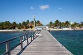 Caye Caulker, Belize — Stockfoto