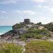 Tulum ruins, Mexico — Stock Photo #41884055