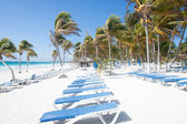 Tulum beach, Mexico — Stock Photo