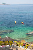 Croatian coast — Stock Photo
