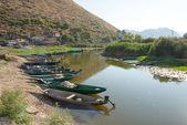 Skadar lake, Montenegro — Stock Photo