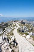 Ловчен, Черногория — Стоковое фото
