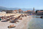 Old town of Budva, Montenegro — Stock Photo