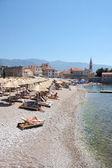 Old town of Budva, Montenegro — Stock Photo