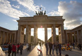 Berlin Gate, Germany — Stock Photo