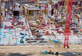 Construction yard — Stock Photo