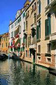 Camina a través de venecia — Foto de Stock