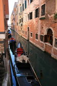 Wandelingen in venetië — Stockfoto