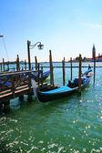 Walks across Venice — Stock Photo