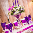 Wedding, decoration — Stock Photo