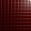 Foto Stock: Red Tile 3D Rendered Background / Wallpaper / Texture