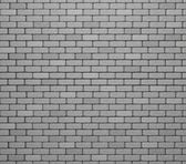 White Brick Wall Texture / Background — Zdjęcie stockowe