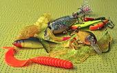 Fishing bait — Стоковое фото