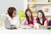 Private tutoring — Stock Photo