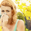 Allergy — Stock Photo #27049365