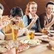 Friends having fun — Stock Photo #27049645
