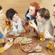 Friends having fun — Stock Photo #27049695