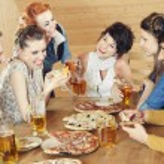 Friends having fun — Stock Photo #27049723