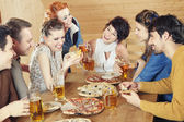 Friends having fun — Stock Photo
