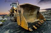 Quarry Shovel — Stock Photo