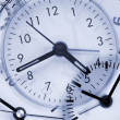 Clocks — Stockfoto