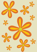 Flower pattern — Foto de Stock