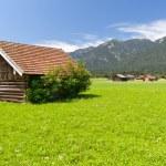 Hay shack — Stock Photo #18720935