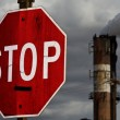 Stop pollution — Stock Photo #18721407