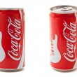 "Coca-Cola ""Fante Orange"" 0.25L can — Stock Photo"