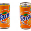 "Coca-Cola ""Fanta Orange"" 0.25L can — Stock Photo"