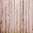 Wooden barn door texture — Stock Photo