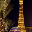 Eiffel tower in Las Vegas — Stock Photo #18724385
