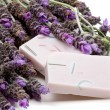 Lavender soap — Stock Photo #18729193