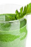 Vegetable smoothie — Stock Photo