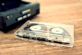 Vintage tape — Stock Photo