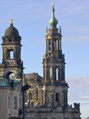 Church in Dresden — Stock Photo