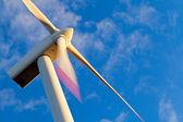 Windmill power generator — Stock Photo