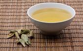 Tea arrangement — Stock Photo