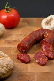 Chorizo sausage — Photo