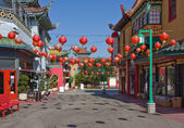 China town in Los Angeles — Stock Photo