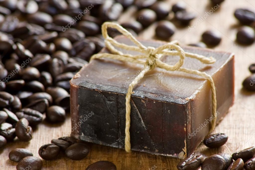 Мыло с кофе своими руками из основы