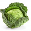 Savoy cabbage — Stock Photo