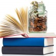 Stock Photo: Education financing