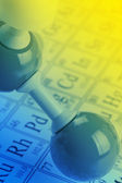 Kimya kavramı — Stok fotoğraf