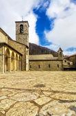 The Sanctuary of La Verna in Tuscany in Tuscany — Stock Photo