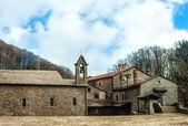 The Sanctuary of La Verna in Tuscany, Italy — Stock Photo
