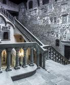 Medieval indoor — Stock Photo