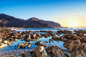 Sicilian coast (Italy) — Stock Photo